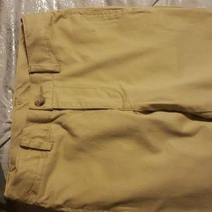 Polo boys khaki casual pants size 5